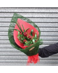 11 Exclusive Red Bouquet