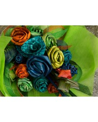 Kea Flax Bouquet