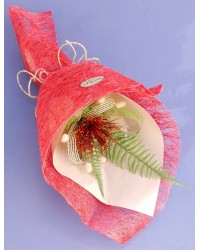 Pohutukawa Flax Bouquet (single)